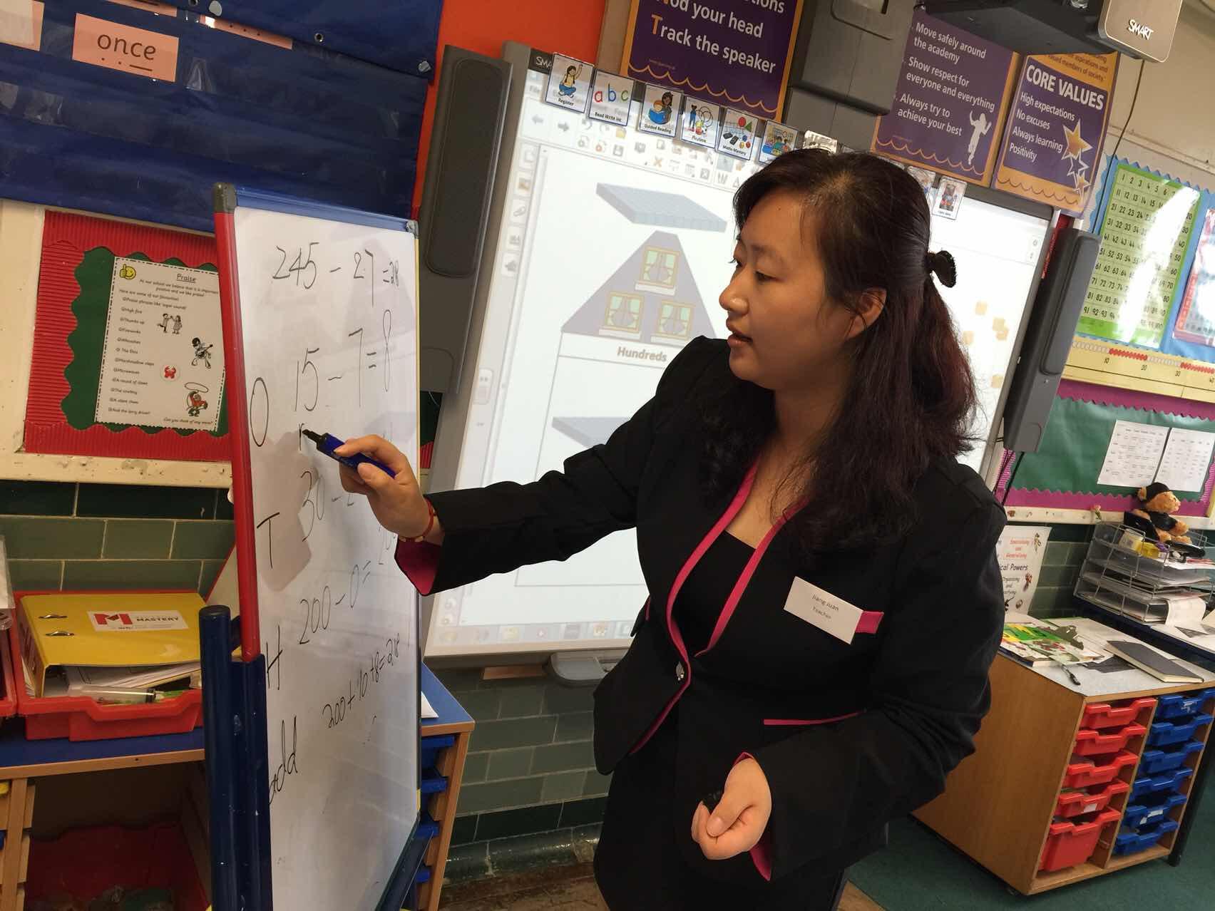 上海教师在英国学校授课2.jpg