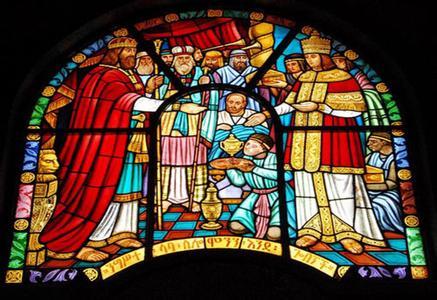 墨尔本建筑的彩色玻璃窗.jpg