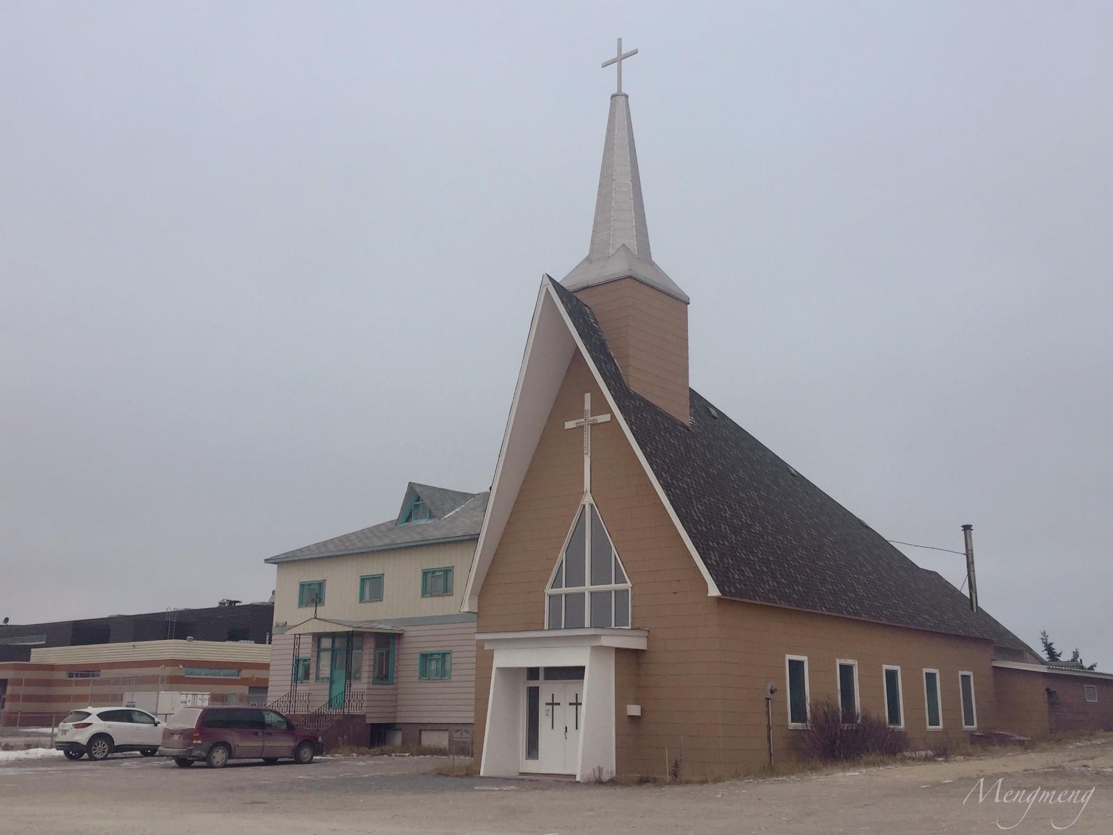 丘吉尔镇的基督教堂.jpg
