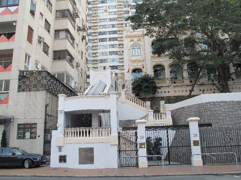 南怀瑾老师香港故居附近的坚尼地道28号中英谈判楼.jpg