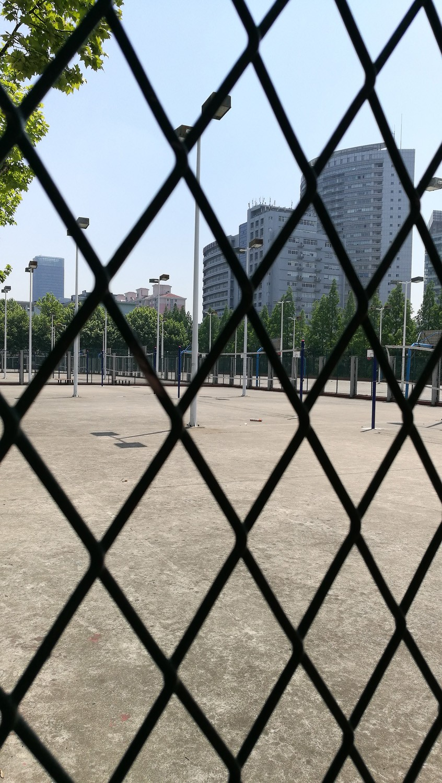 图四:还在老地方的复旦排球场(龚静 摄于2019年春).jpg